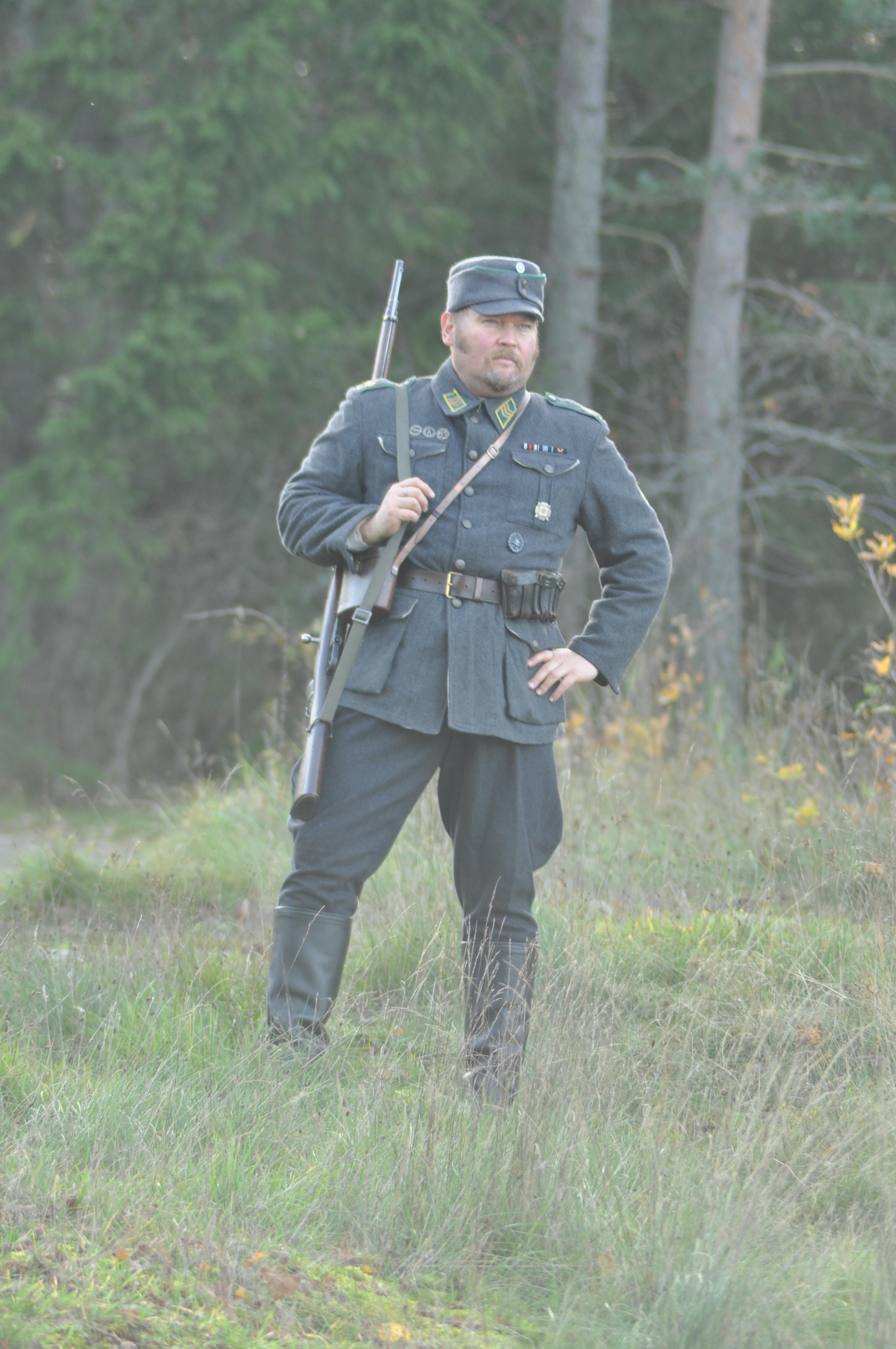 Finnish Jaegers - PRO-HISTORIA